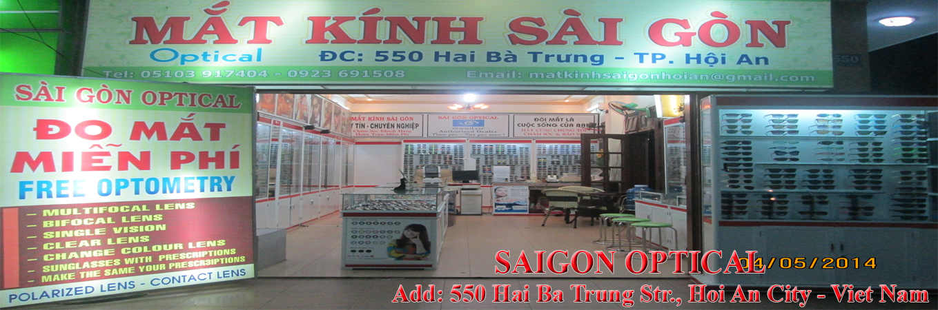 SAIGON OPTICAL